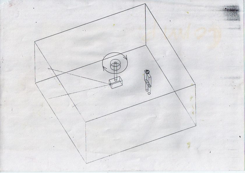 time projection sketch plan
